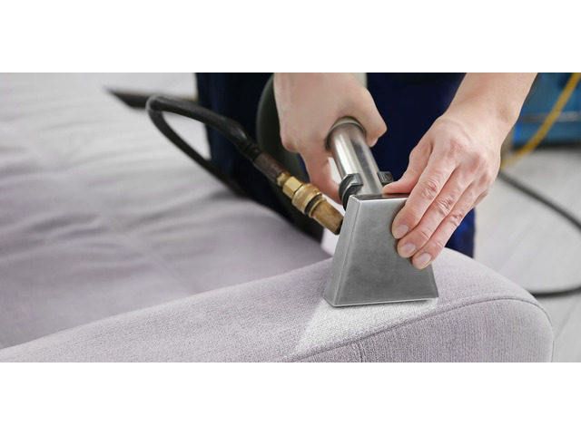 Upholstery Cleaning - 1