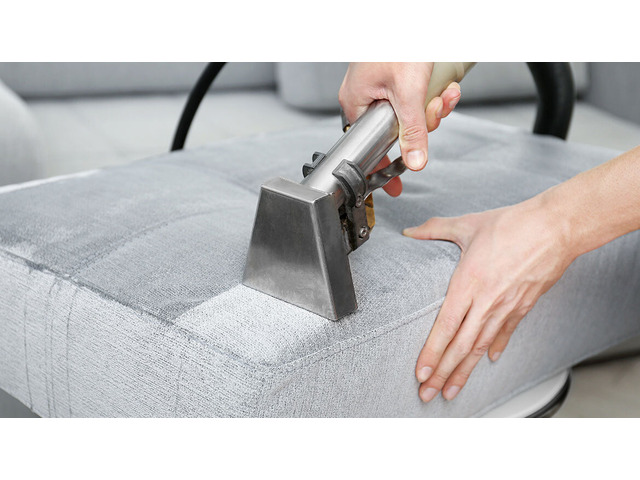 Upholstery Cleaning - 2