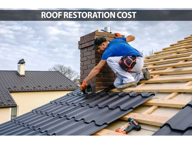 Looking for roof restoration Melbourne? - 1