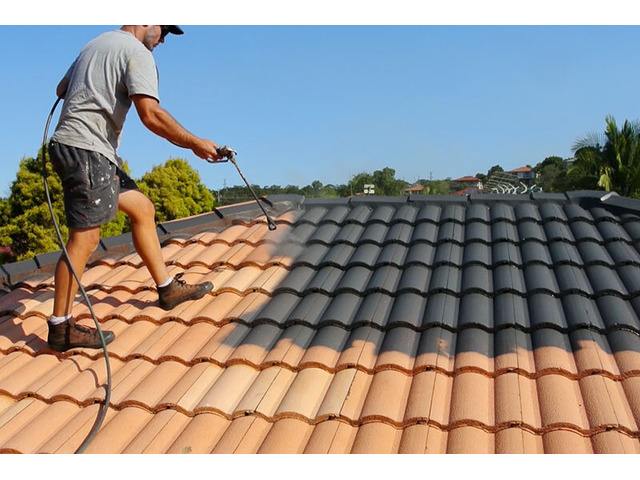 Having a worn out roof? Seeking roof painting Melbourne? - 1