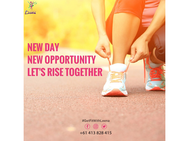 Health and Fitness Program in Sydney From Get Fit With Leena - 2