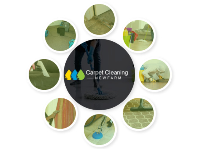 Carpet Cleaning New Farm - 1