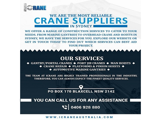 How to Find the Reliable Jib Crane Manufacturers NSW? - 1