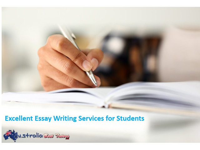 Excellent Essay Writing Services for Students - 1