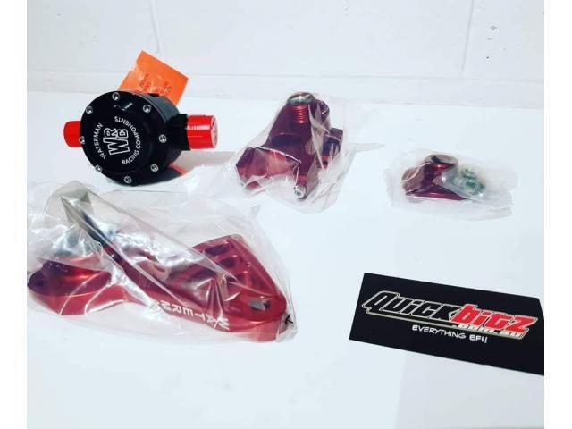 Fuel Pressure Regulator - 1