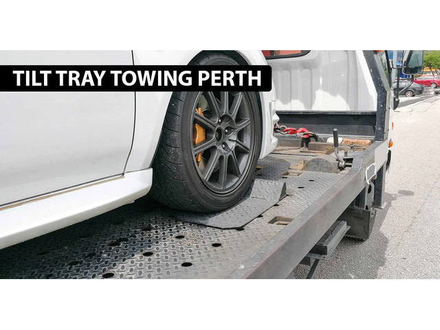 Seeking tilt tray towing services Perth? Don't worry; you are on the right page. - 1