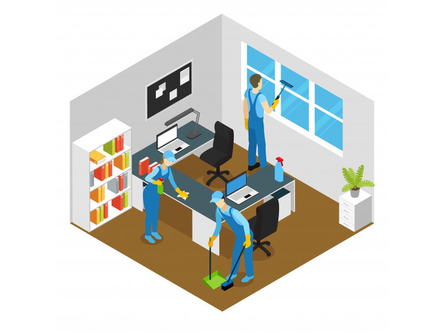 Office Cleaning Service with FREE INITIAL 'SPRING CLEAN' VALUED UP TO $650!! - 3