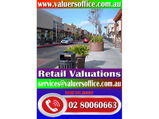 Retail Valuations - 1