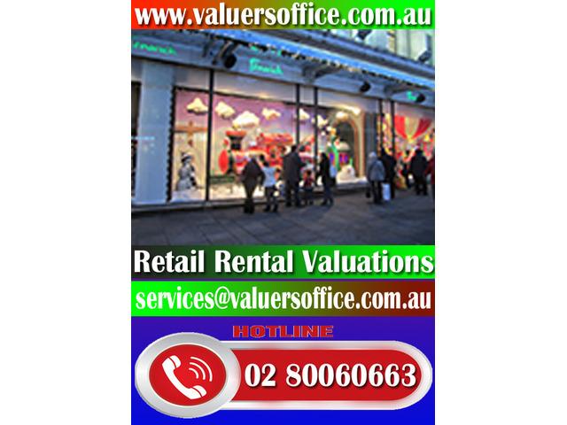 Retail Rental Valuations - 1
