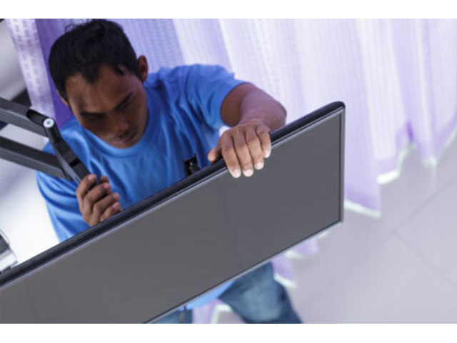 Get The Work of TV Installation Perth Done On Time - 3
