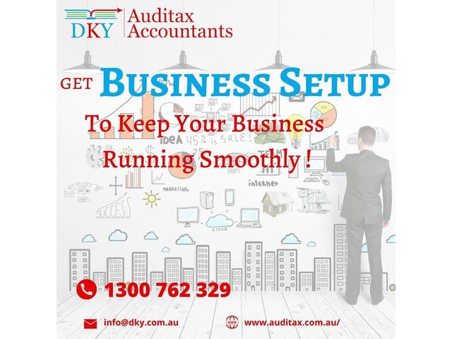 Business Setup - 1