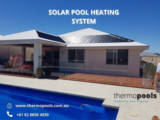 Looking for Solar Pool Heating System at the Best Prices - 1