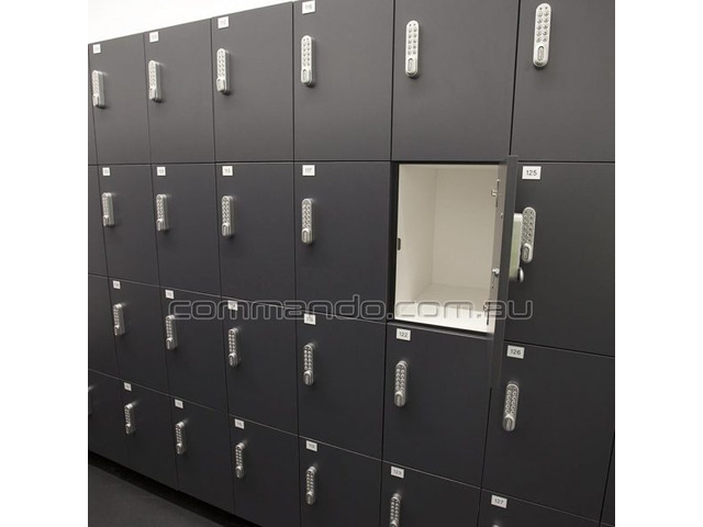 Top Quality Commercial Shelving at Commando - 1
