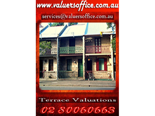 Terrace Valuations - 1