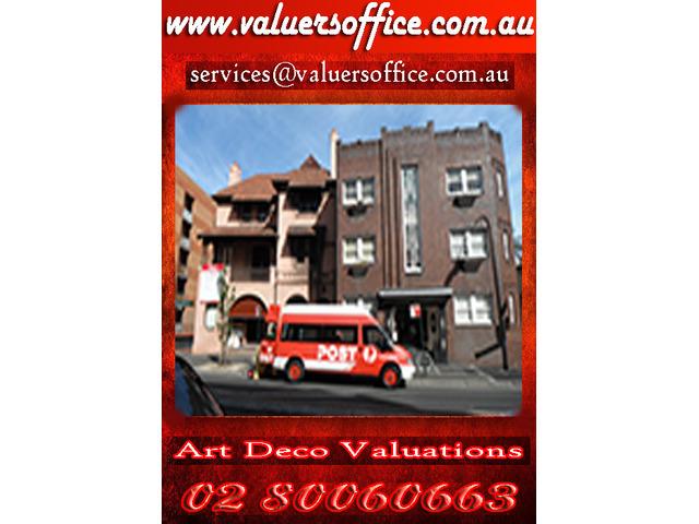 Art Deco Valuations - 1
