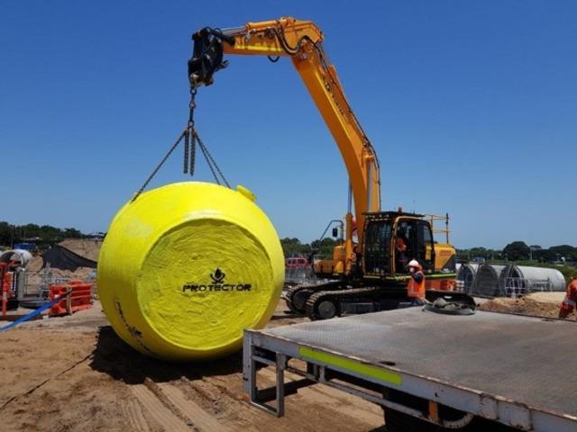Get ocean guard pit filter System - 1