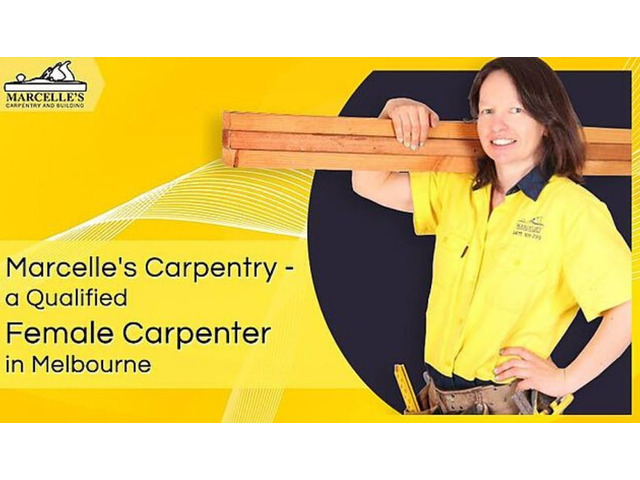 Are you in Melbourne looking for a qualified carpenter? - 1