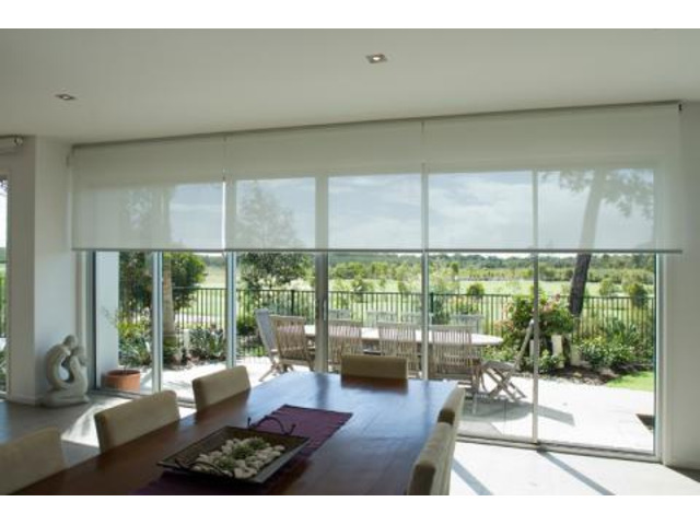 External Motorised Window Blinds - 4