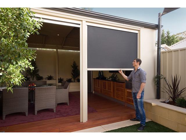 External Motorised Window Blinds - 5