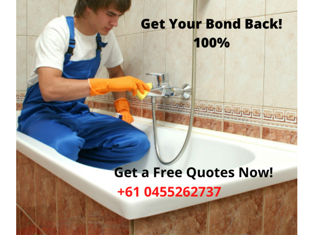 End of Lease Cleaning – Get Your Bond Back! - 1