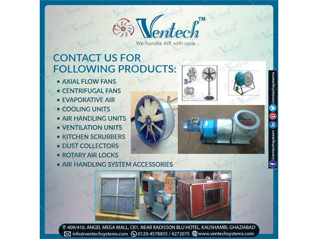 Ventech Systems delivers top HVAC equipment - 1