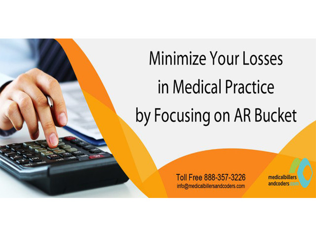 Minimize Your Losses in Medical Practice by Focusing on AR Bucket - 1