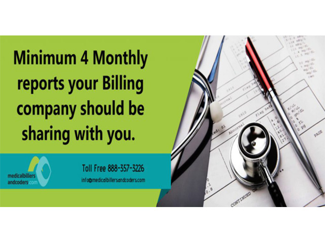 Billing Company Should Be Sharing Monthly Reports with You Regularly - 1