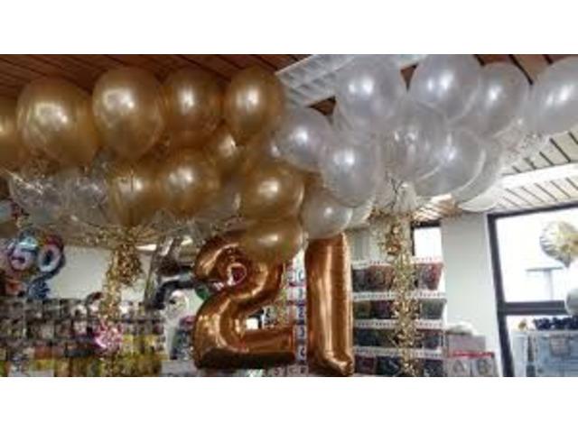 Balloon Decor in Brisbane - 1