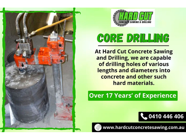 Get Core Drilling Solutions with Highest Standard and at Best Price - 1