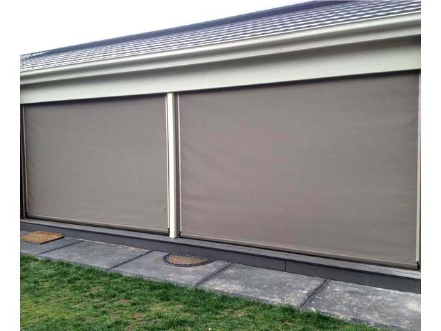 Get Outside Blinds or Ziptrak Blinds Installation Service In Melbourne - 1