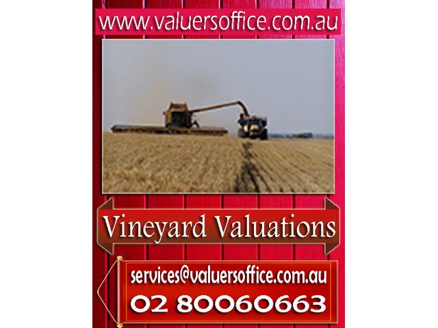 Rural Grain Valuations - 1