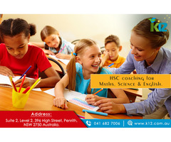 HSC Tutoring For Maths & English in Penrith, Sydney NSW- K12 Academy