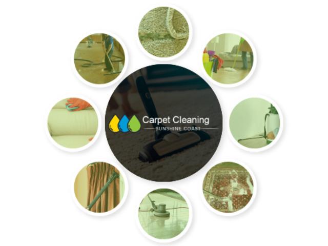 Carpet Cleaning Sunshine Coast - 1
