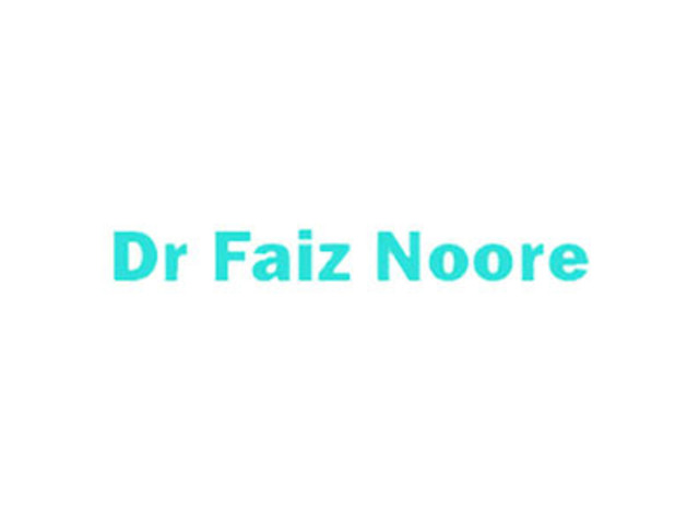 Pain Specialist - Dr Faiz Noore - 1