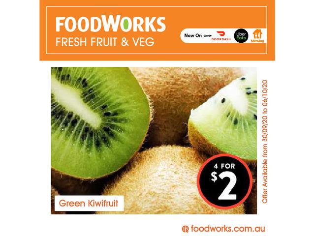 Green Kiwifruit - Essential Item, FoodWorks Clovelly - 1