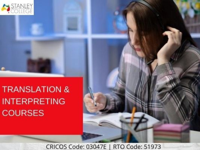 Want to become an interpreter? Join now for best diploma of interpreting courses - 1