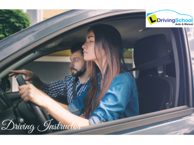 Save Up to $15 on the First Driving Lesson- L Driving School | Call : 0437 483 567 - 2