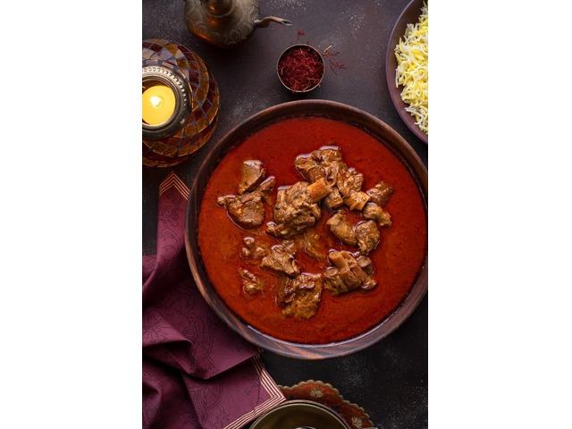 5%  0FF @ Purna Kitchen Indian Restaurant  -  Kings Meadows , TAS - 2