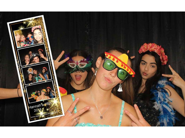 Choose Exciting Photobooth Packages for your Parties, Birthdays and Weddings - 2