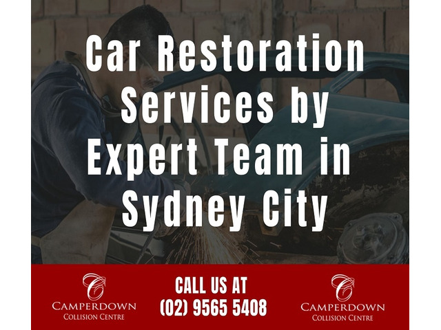 Car Restoration Services by Expert Team in Sydney City - 1
