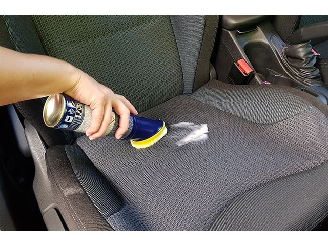 CAR SEATS CLEANING - 1