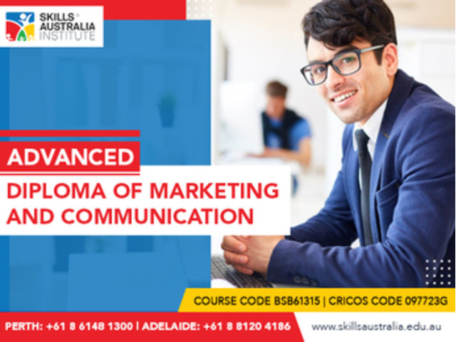 Want To Become A Marketing Expert? Apply For Advanced Diploma of Marketing and Communication - 1