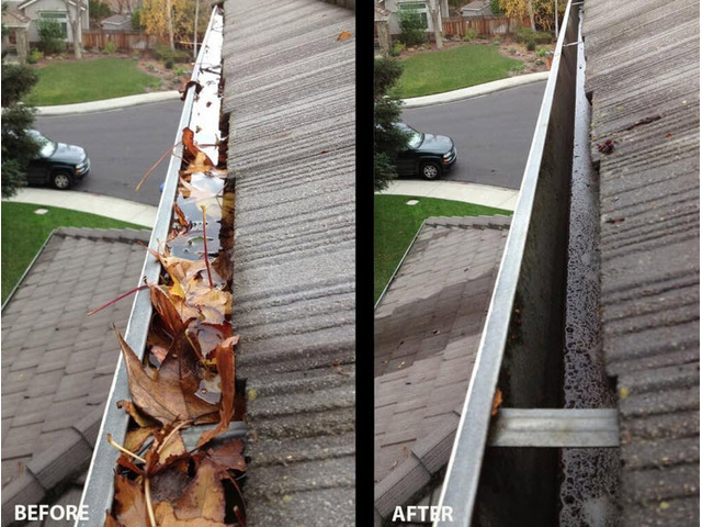 Gutter Cleaning Chatswood - 1