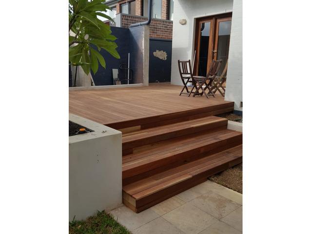Timber Decking Sydney - 1