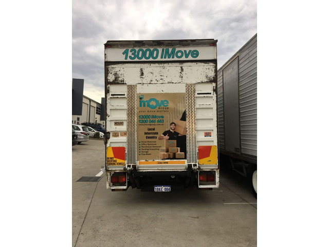 Removalists Sydney to Canberra - 2