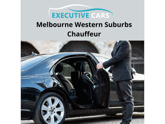 How Do We Hire Melbourne Western Suburbs Chauffeur Services? - 1