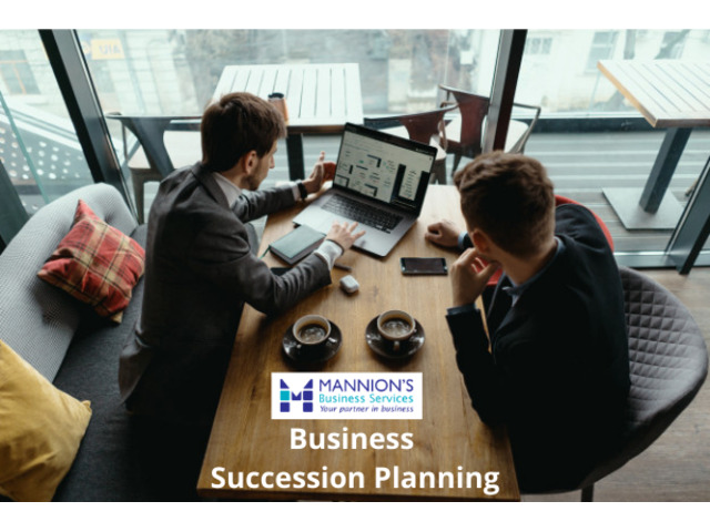Contact us For Business Succession Planning - 1