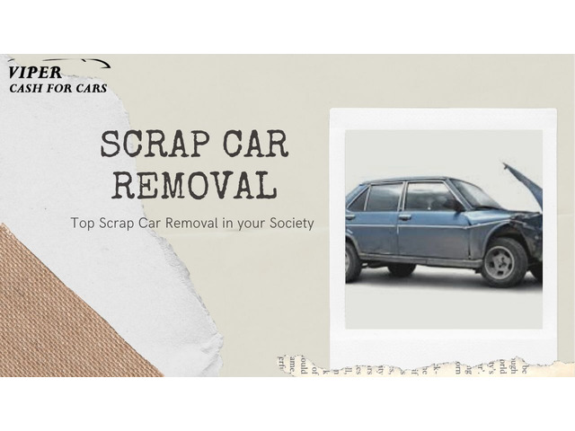 find out the top scrap car removal company - 1