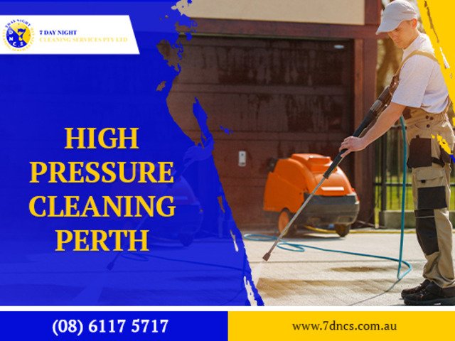 High Pressure Cleaning Perth | Cleaning Services Perth - 1