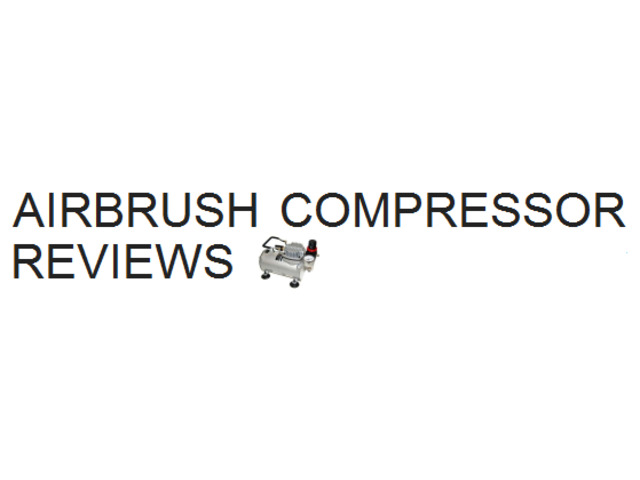 Five Things to understand when choosing an Airbrush Compressor - 1